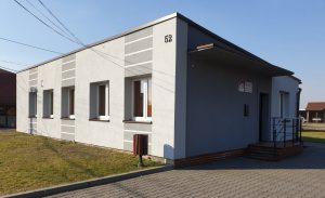 Siedziba GPK Bojszowy